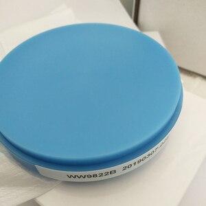 Image 2 - 8 יח\חבילה שיניים מעבדה Machinable שעוות בלוק כרסום שיניים CAD/מצלמת דיסקים שעווה