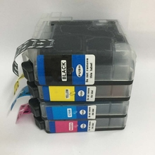 LC22U 22UXL Compatible Ink Cartridge For Brother LC22UXL DCP-J785DW MFC-J985DW Printer