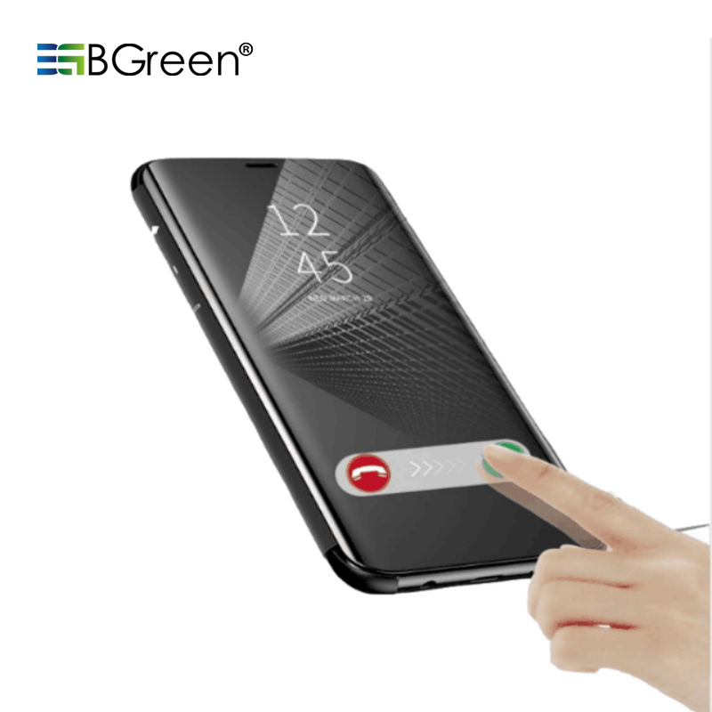 Bgreen Shell-Stand-Holder Cell-Phone-Case Note Samsung Smart for 9/Mirror/Pc/..