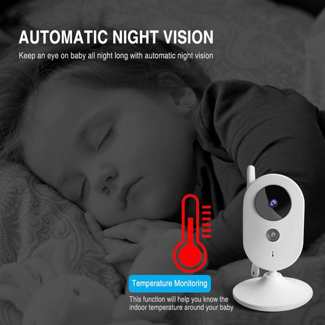 Wireless Smart Baby Monitor