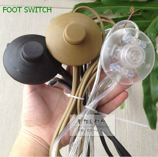 Wholesale diy table lamp floor foot switch cable with 18m diy table lamp floor foot switch cable with 18m electrical wire power plug aloadofball Choice Image