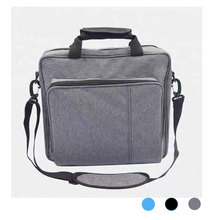 Новые сумки из натуральной кожи для PS4/PS4 PRO slim исходного размера защиты с ремешком на плечо сумка из ткани для Игровые приставки 4 консоль многофункциональная сумка