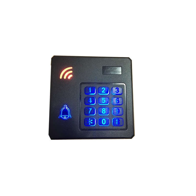 Waterproof Proximity RFID 125Khz 13.56Mhz ID IC Wiegand Wg26 Wg34 Card Reader for Access Control System waterproof door access control system card reader for rfid ic 13 56mhz wiegand 26 34 access control system f1730a