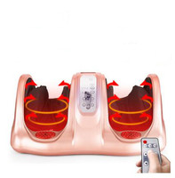 HANRIVER Electric Shiatsu Foot Massager Machine Health Care Massage With Infrared Heat Therapy & 3D Kneading Air Pressure