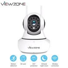 Videcam Wi-Fi камера ip-камера 1080 P Поддержка до 64 ГБ TF карта хранение видеонаблюдения День и ночь Наблюдение Беспроводной переноска путешествия 3