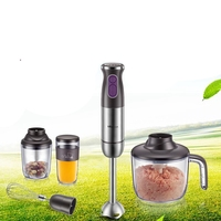 Bear Multi function Food Processor Blender Mixer Juicer Machine JBQ D05D2