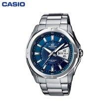 Наручные часы Casio EF-129D-2A мужские кварцевые на браслете