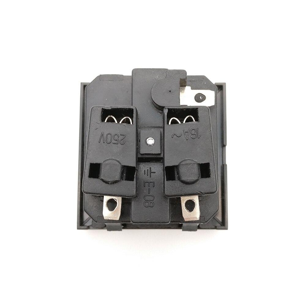 1pcs E 08 Germany European Ac Power Socket 16a 250v Korea Wiring Schuko Plug Diagram X