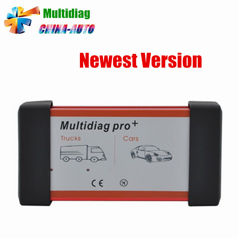 Auto OBD2 Multidiag Pro Single Board Without Bluetooth 2015 R3 For Cars Trucks Diagnostic Scan