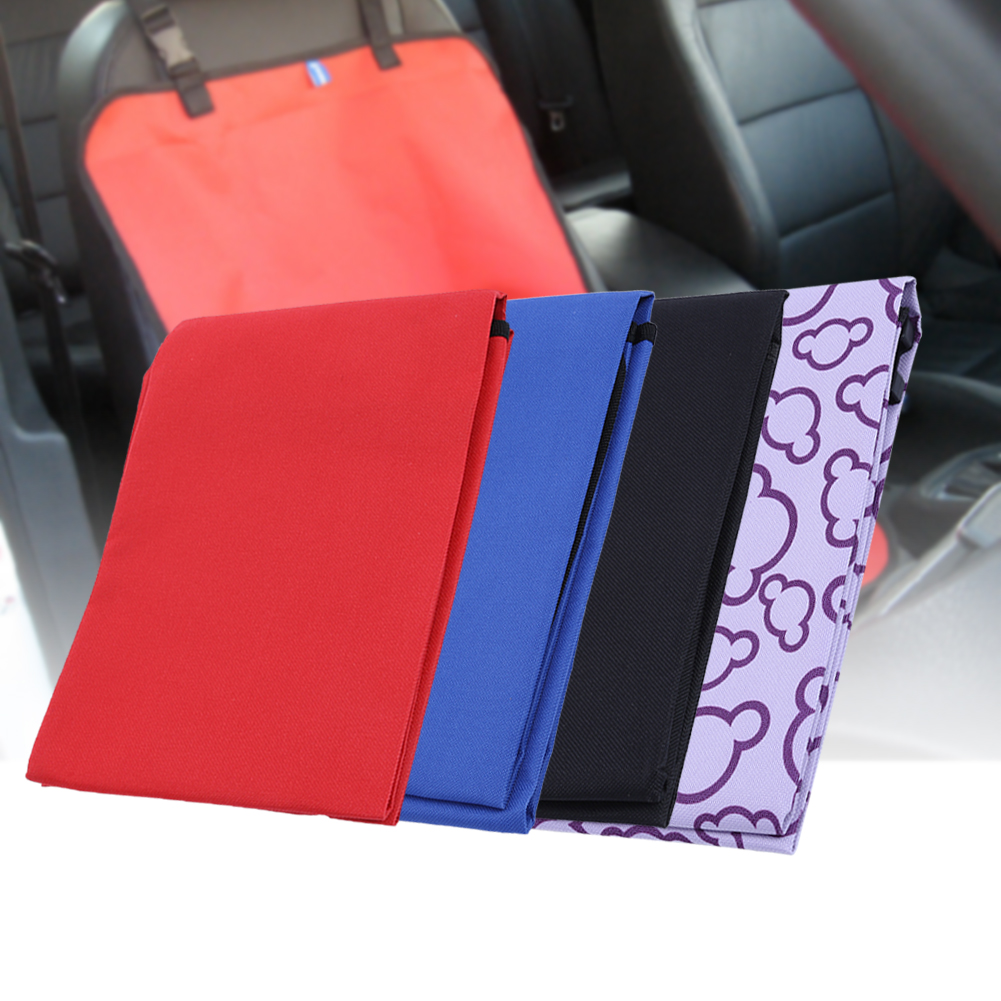 Oxford Pet Car Seat Covers Waterproof Back Bench Seat Car Interior Car Seat Covers Mat Pet Dog Supplies for Travel Outdoor