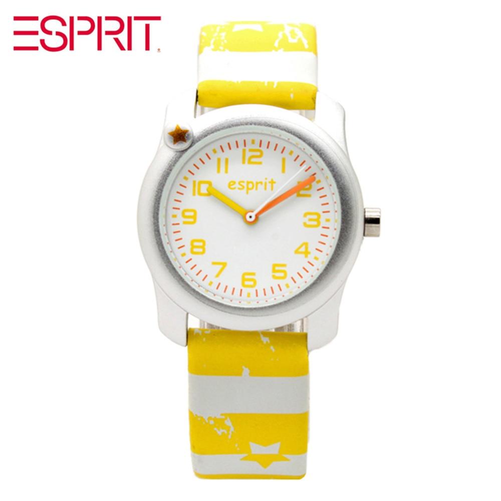 где купить ESPRIT fashion watch children watch male and female table  ES105284010 ES105284011 ES105284012 ES105284013 по лучшей цене