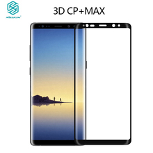 sFor Samsung Galaxy Note 8 Tempered Glass sFor Samsung Galaxy Note 8 Glass Nillkin 3D CP+ Max Screen Protector 6.3 inch