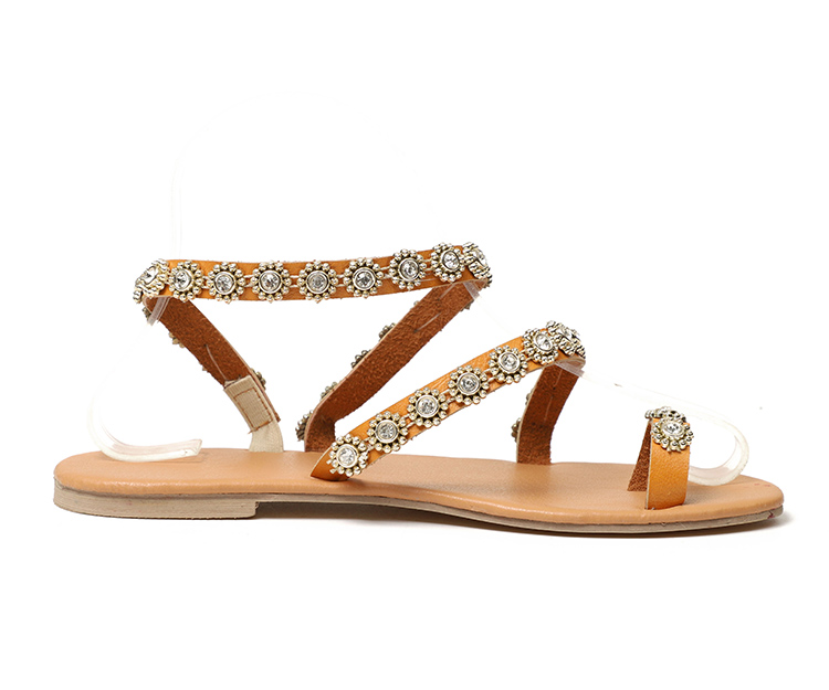 HTB14s84boLrK1Rjy1zbq6AenFXaV Women Sandals Bling Crystal Summer Shoes Woman Beach Flat Sandals Plus Size Flip Flop Ladies Soft Bottom Slippers Female 43