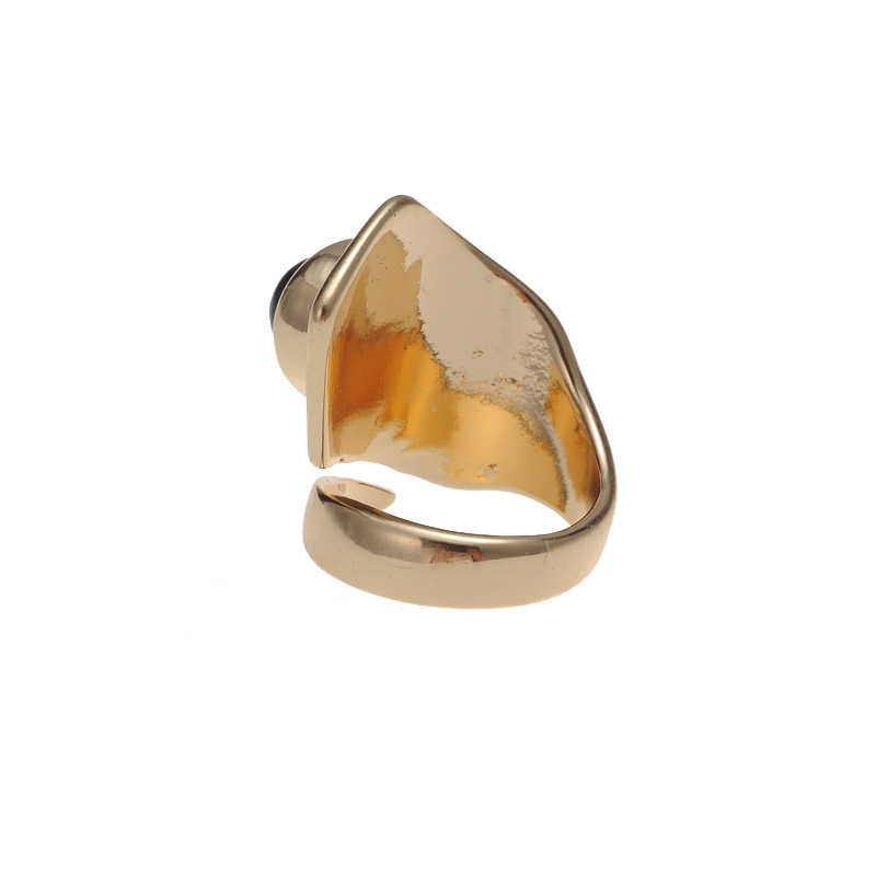Yhpup 2019 วินเทจ VINTAGE หินยุ้ยแหวนแฟชั่นผู้หญิงเครื่องประดับใหม่