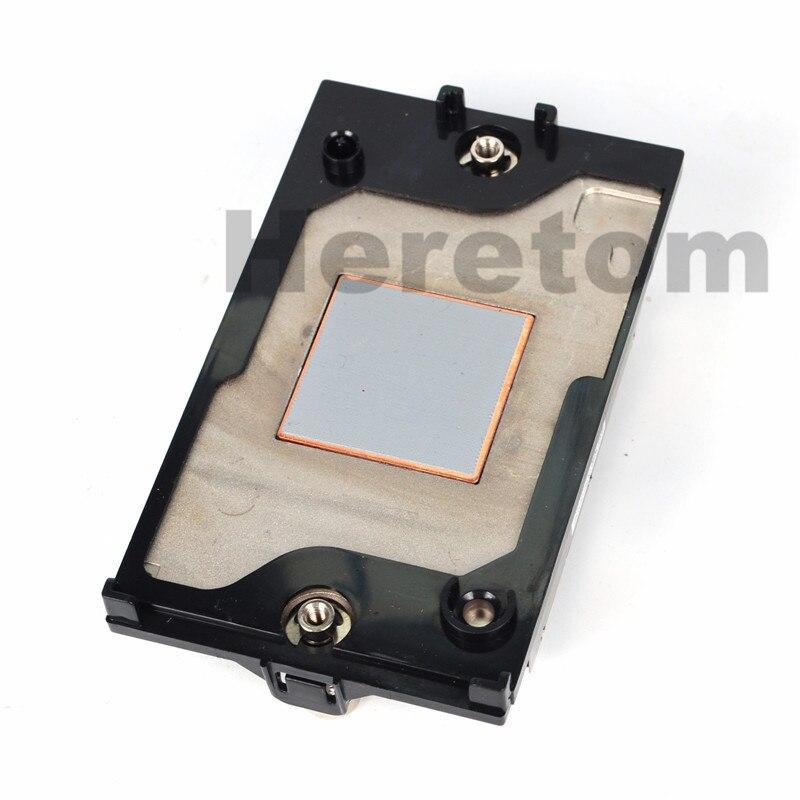 Экспресс Бесплатная доставка 10 шт. натуральная Процессор/сервер радиатор M112P 0M112P для Dell Poweredge R820 R620 R320 2011 1U