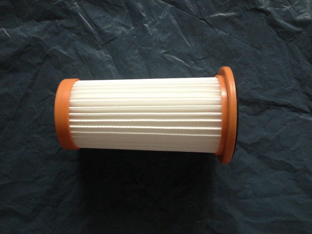 cylinder hepa filter vacuum cleaner filter  length130mm 7.5cm diameter cylinder