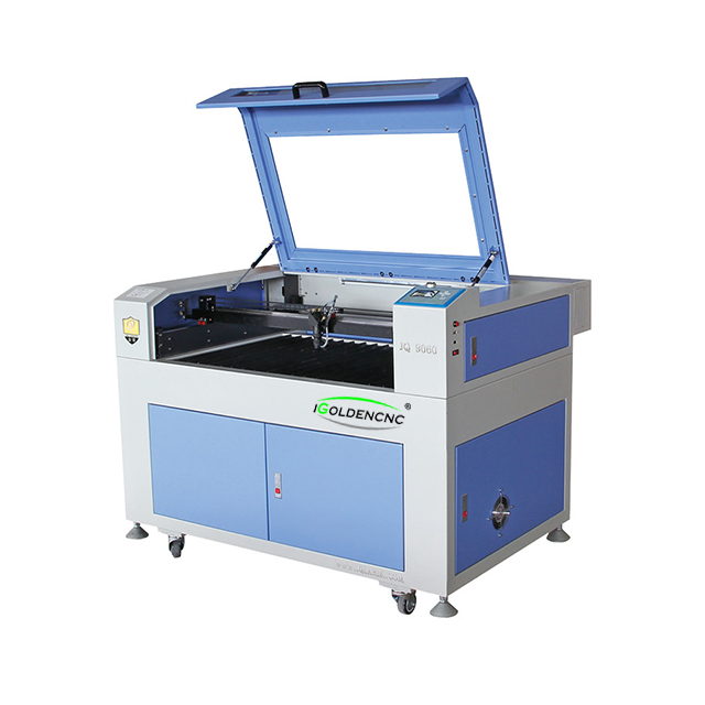Newly Draw Software Laser Stamp Making Machine image