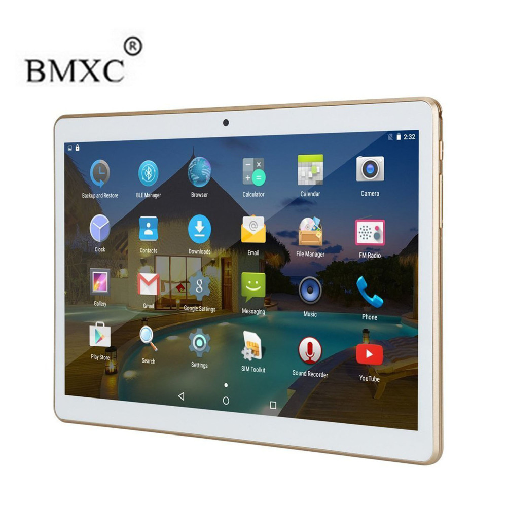 BMXC Tablet PC 9.6 inch Android 5.1 Octa Core 4G LTE 3G WCDMA Call Phone 2GB RAM 16GB ROM Dual SIM GPS 5.0M WIFI Camera voyo x7 octa core 8 ips 3g wcdma tablet pc w 2gb ram 16gb rom gps dual camera silver