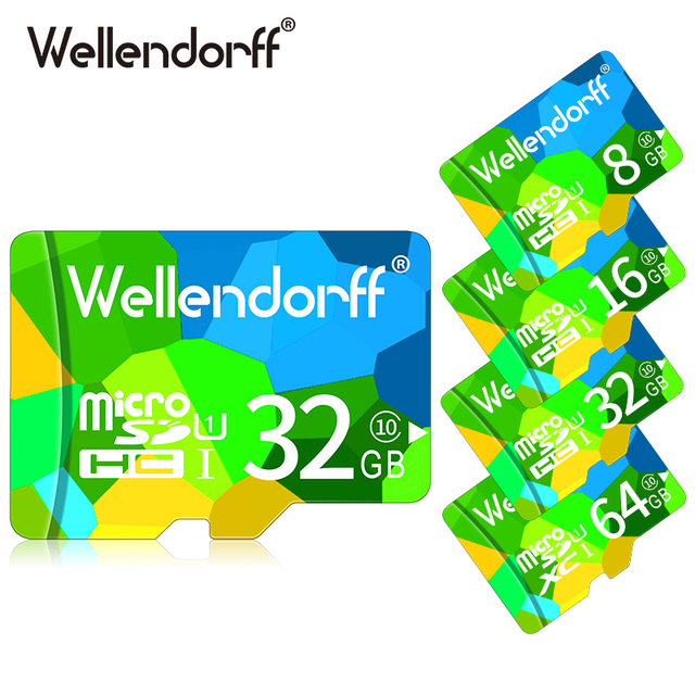 D'origine Qualité carte Mémoire 8 gb 16 gb 32 gb 64 gb 128 gb TF Carte classe 10 carte micro sd avec emballage pour smartphone