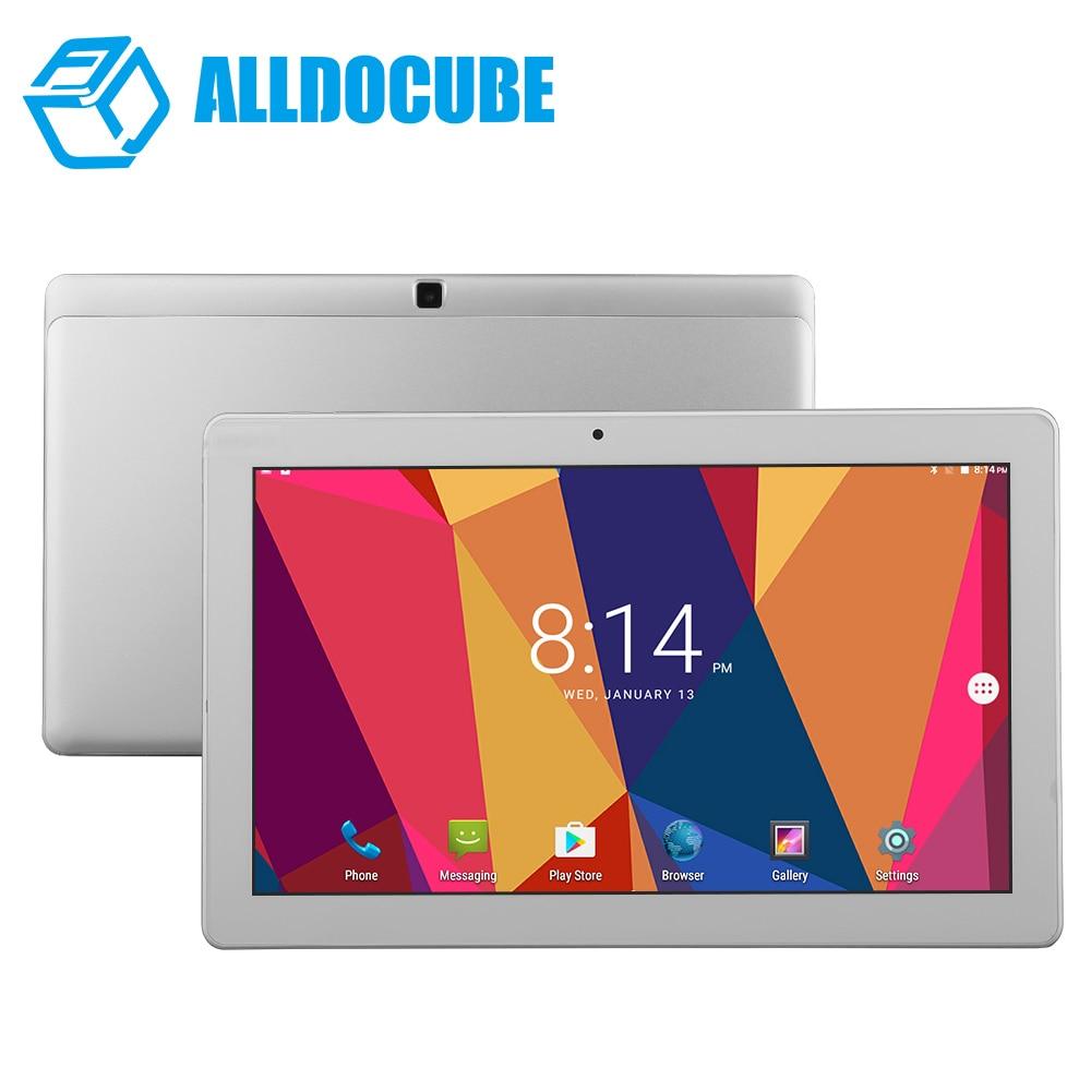 10.6 pollice ALLDOCUBE Cubo U83 iplay10 Tablet PC 1920*1080 IPS Android 6.0 di MTK MT8163 Quad core 2 gb di Ram 32 gb di Rom HDMI