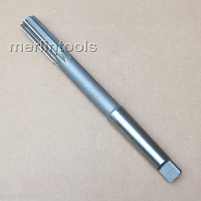 цена на 30mm Machine HSS MT3 Morse Taper Shank Milling Reamer H8