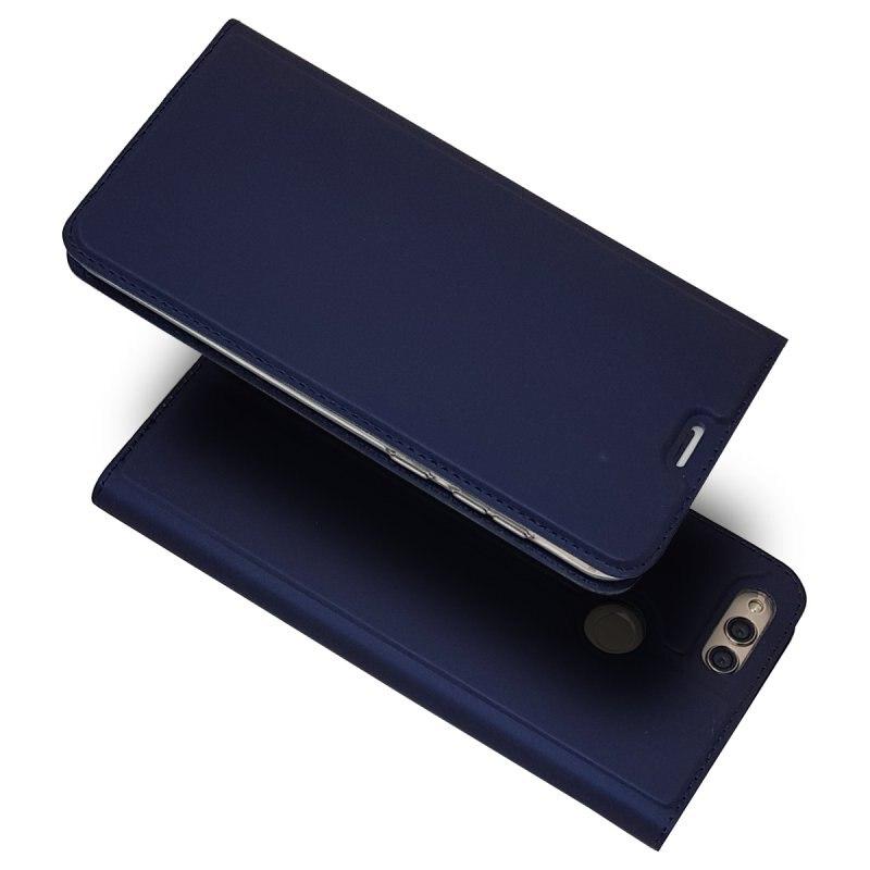 Для huawei Honor 7X телефон чехлы для Honor 7X флип чехол Роскошный элегантный кожаный кошелек крышка Слота сумка Coque hoesje Etui Капа
