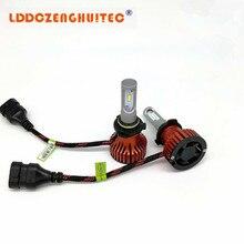 LDDCZENGHUITEC H7 H4 LED Bulb Car Headlight H11 H1 H13 H3 H27 9005/HB3 9006/HB4 9007 Hi-Lo Beam 60W 8000LM Auto Headlamp LEDs