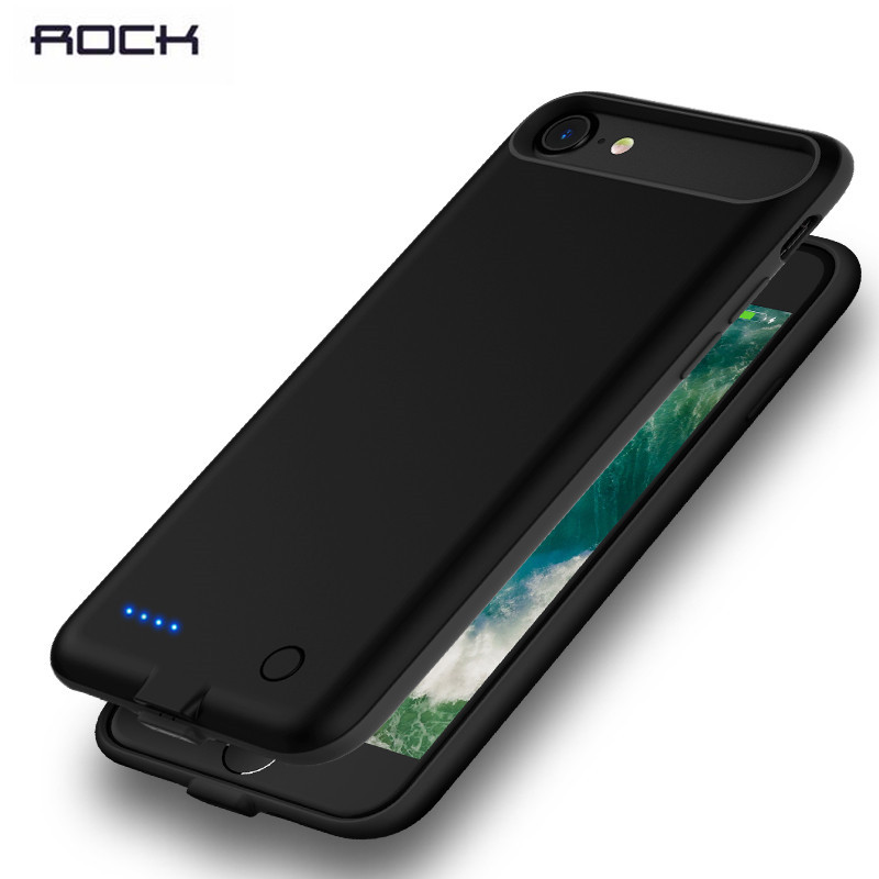 External Iphone Charger Case