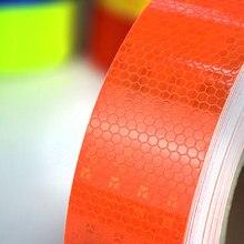 Оранжевый, синий, красный, желтый, зеленый, серебристый, отражающая лента в клетку, наклейка на автомобиль, мотоцикл, автомобиль, грузовик, до...