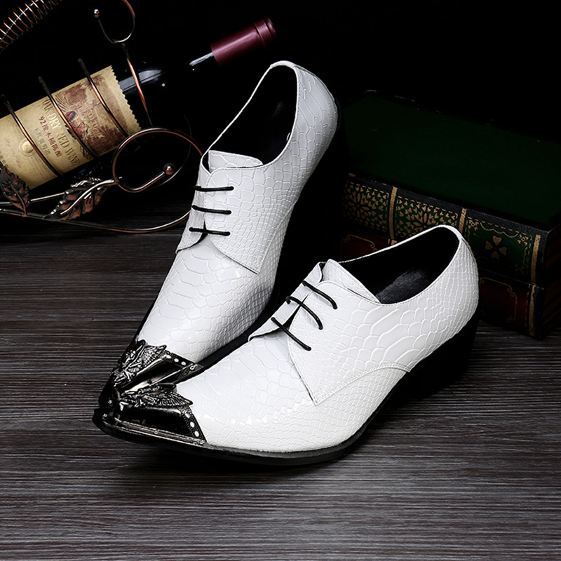 High Quality Mens White Dress Shoe Promotion-Shop for High Quality ...