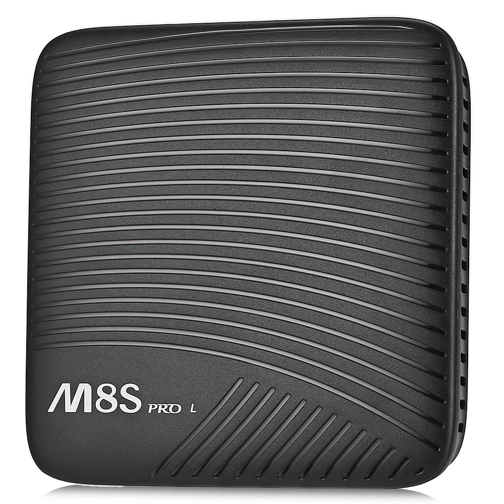 Mecool M8S PRO L TV Box Amlogic S912 Cortex - A53 CPU Bluetooth 4.1 + HS Android 7.1 4K / 3D DDR3 3+16GB / 3+32GB Media Player 欧债危机启示录