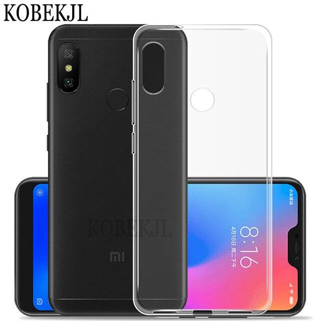 best sneakers 1f388 df2e3 US $1.59 20% OFF Mi A2 Lite Case Xiaomi Mi A2 Lite Case Soft Silicone Back  Cover Phone Case For Xiaomi Mi A2 Lite A2Lite Global Version 5.84 inch-in  ...