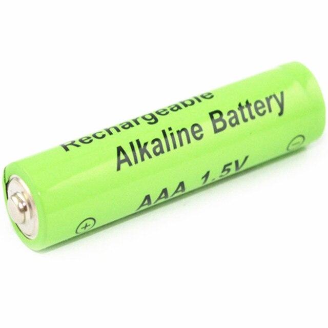 4 unids/lote, nueva marca AAA, batería alcalina AAA de 2100mah y 1,5 V, batería recargable para juguete de Control remoto, batería ligera, Envío Gratis