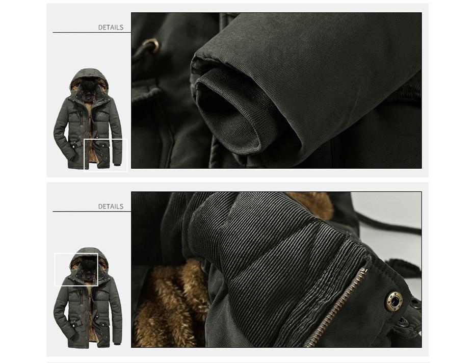jacket winter men