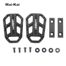 MAIKAI Motorcycle Accessories FOR BMW R nineT Urban 2017 CNC Aluminum Alloy Widened Pedals maikai motorcycle accessories for bmw s1000xr s1000 xr 2015 2017 cnc aluminum alloy widened pedals