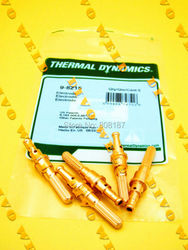 25pcs 9-8215 electrode for thermal dynamics SL60~SL100 Free shipping TNT(4 day you will get after paid)