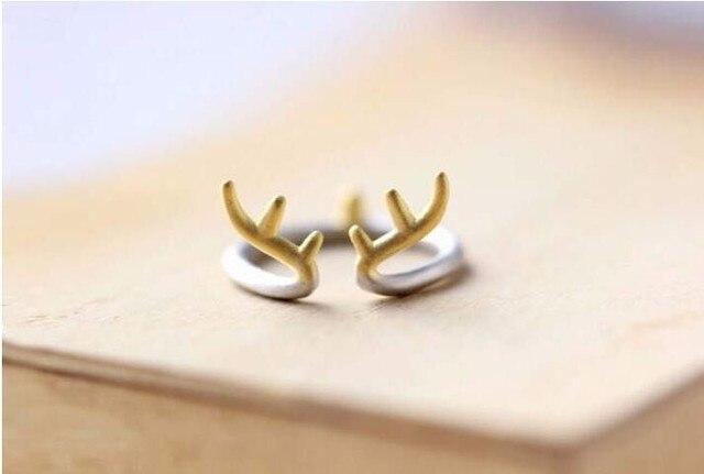 Новые популярные серьги кольца серебряные ювелирные изделия