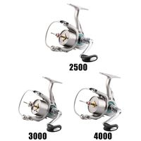 2000/2500A Metal Double line Cup Spinning Wheel Portable Fishing Reel Sea Fishing Wheels