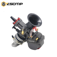 ZSDTRP Maikuni PWK 28 30 motorcycle Carburetor YD28 YD30mm Parts Scooters With Power Jet ATV Motorcycle Competitive Racing Parts
