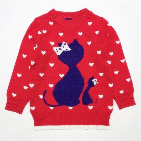 blusas meninas roupas criancas camisola aquecimento roupa