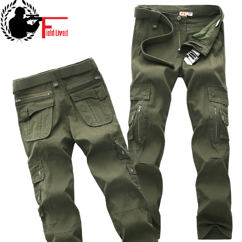 Army Fan Clothing Autumn Winter Military Tactical Style Men's Wear Resistant Army Pants Male Trousers Dropshopping Whlesale