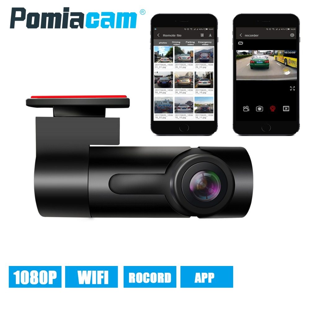 где купить G6-2S MINI WiFi Dash Cam 1080P Night Vision Car DVR Recorder Wireless Car Camera Rotatable Lens Camcorder MINI Camera DVR дешево