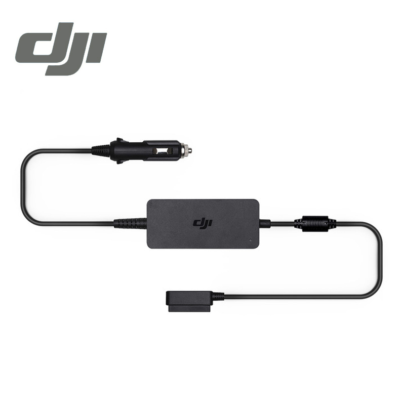 DJI Mavic Car Charger Remote Controller Charger for Mavic Pro Intelligent Flight Battery Charger Overheating Protection Original dji spark drone 3 in 1 car charger battery charging