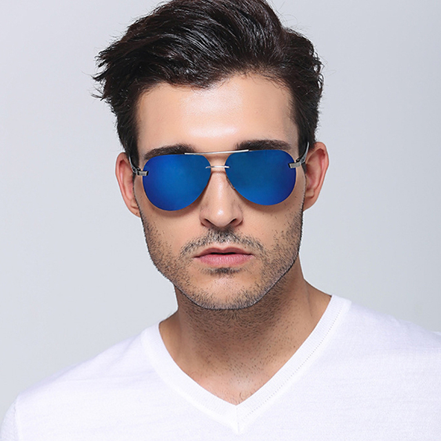 ELITERA Aluminum Magnesium Polarized Sunglasses Men Driver Sun glasses Male Fishing Outdoor Sports Eyewear For Men