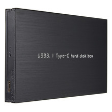 USB 3.1 Hard Disk Box HDD External Enclosure For Notebook HDD Hard disk Mobile Box SATA Tool 2.5 Inch HDD For Laptop PC