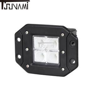 Image 5 - Verstelbare LED verlichting Super heldere schijnwerper flood verlichting voor Off road Truck Tractor Boot Trailer 4x4 SUV ATV