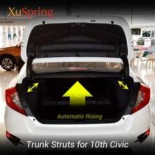 Ремонт автомобиля задний багажник дверь подъемная поддержка пружинный Газовый амортизатор кронштейн гидравлическая штанга стойки для Honda Civic
