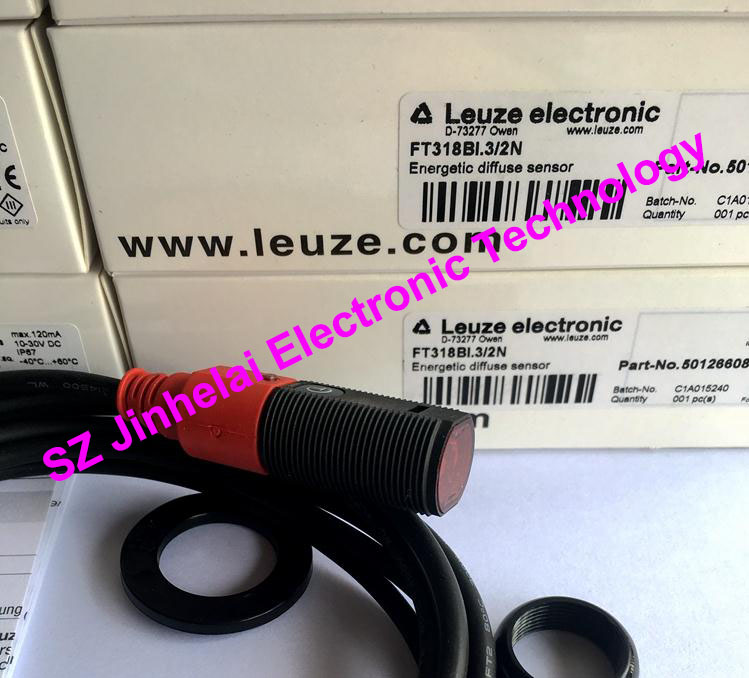 FT318BI.3/2N  New and original Germany LEUZE Photoelectric switch, Photoelectric sensor et328 3 2n rt 318m n 400 photoelectric switch