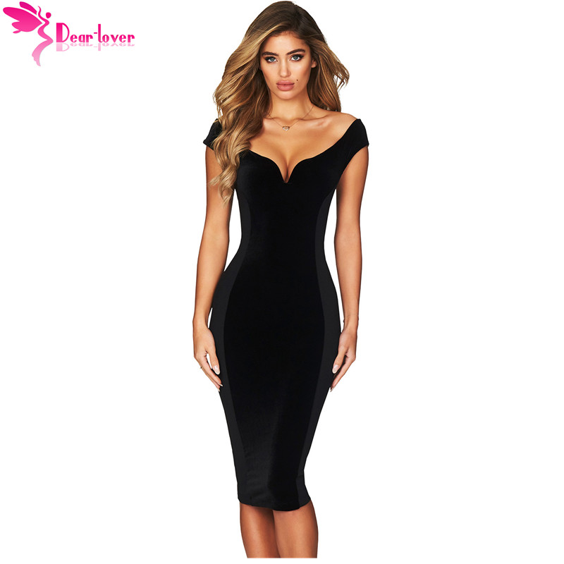 Sexy Party Dress | Summer Hourglass Figure Off Shoulder with Back Zipper