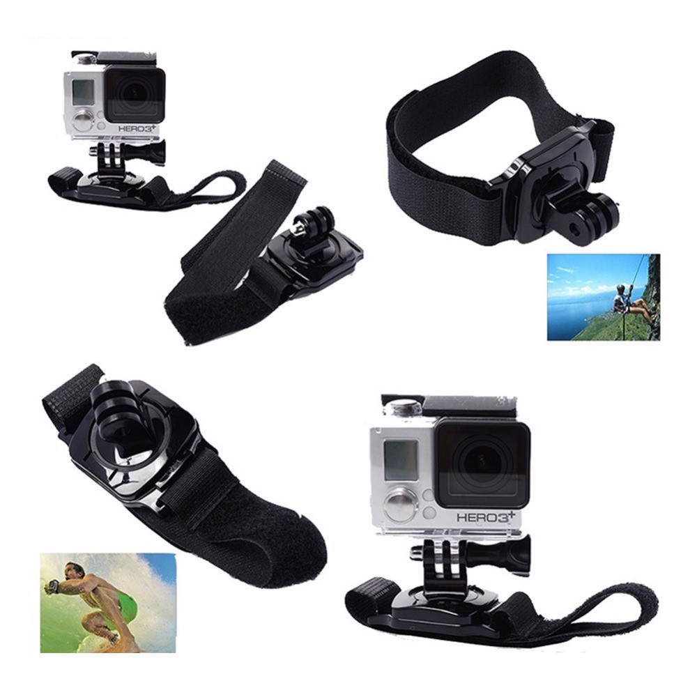 sports action camera Accessories kit for xiaomi yi 4k